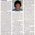 Carlos Ramirez article - Class of 2011