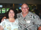 Debbie Jo Delp '78 & husband Jerry Humphrey '76