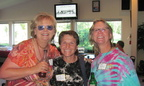 Nancy Kinney '71, Joannie, Patty Kinney '76