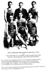 1st Top-Hi Basketball Team - 1913