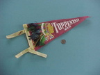 1940's Toppenish pennant