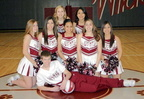 Winter 2005 CheerGroup