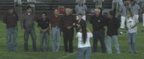 Dedication of Bob Winters Field - Sept 2009