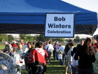 Bob Winters Field Dedication 2009