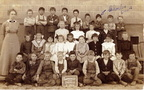 2nd Grade class, Garfield school, Toppenish. circa 1909?