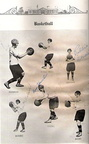 1928 Girl's Basketball