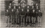 Vintage Top-Hi football team picture
