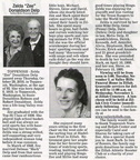 Zelda Donaldson Delp obituary - Oct 2010 - Class of 1936