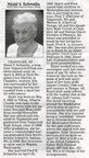 Hazel King Schmella obituary - April 2010 - Class of 1939