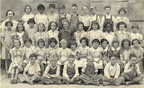 Lincoln School - 3rd Grade - 1937-1938 - Miss Thompson