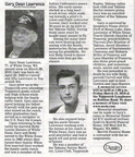Gary Lawrence obituary - March 2010 - Class of 1950