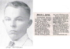 Mervin James obituary - Feb 2009 - Class of 1951