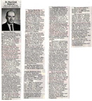 Dr. Raymond Shearer obituary - July 2010 - Class of 1951