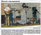 Toppenish Historical Society Concert - Oct 2009
