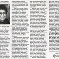 Muriel Craig obituary - April 2011 - Class of 1962