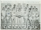 1962 Basketball B Squad