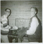 James Coplan and Clay Loges - 1963