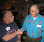 Jeff Breece and John Wagner - 2004