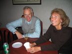 Sue Leth and Bill Barnett - 2004