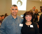 Richard Roybal and Theresa Gutierrez - 2004