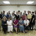Same group as before - 2000 - 34th reunion held jointly with Class of '65