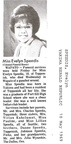 Evelyn Speedis obit - May 1969