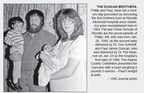 Pat and Vickie Duncan