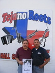 Tejano Roots Hall of Fame Museum 2014