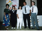 "TUMC Reunion Choir ""Youth""-1998 - Kathi (Myron), Joy (Allen), Kathy (Dexter)'74, Kevin Barr'72 & John Vergin '73"