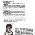 Jim Brandt obituary - 1979