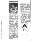 Gregg Brower obituary - 2002