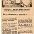 Class of 1976 Student Awards