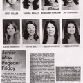 Miss Toppenish Candidates - Class of 1976