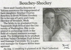 Heather Bouchey - Class of 1999