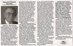 Ray Bouchey obit - Aug 2006 - (Class of '46??)