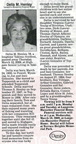 Delia (Gonzales) Henley obituary - March 2009 - Class of 1947?