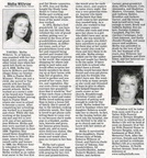 Melba (Estes) Withrow obituary - Jan. 2009 - possibly Class of 1952 ?
