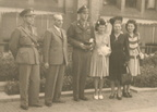 Delmar and Evelyne's Wedding Party