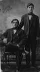 James Brown and Gus E. Brown
