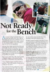 Dave Allen article - Sept 2011 - former Top-Hi coach & teacher