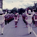 1974 TopHi Band- Drum Majors: Scott Smith, Virgil Newman Majorettes: Sheri Bailey, Carolyn Aguirre, MaryAnne Morrison, Colleen D