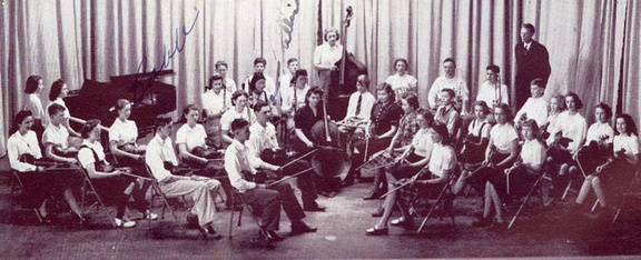 Orchestra, 1941