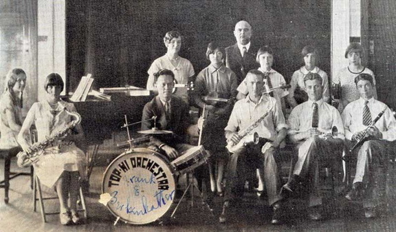 Orchestra, 1928