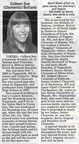 Colleen Sue Clements Boitano obituary - March 2010 - Class of 1973