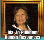 Ida Jo Pinkham - Class of 1973 - 10 year employee of Yakama Legends Casino