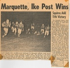1963.10 Marquette 14 Toppenish 0  High School Football