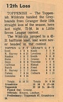 1964.12 Toppenish High School Basketball Team Beats Grandview 72-56 in Toppenish.