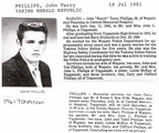 John Phillips obit - 1981