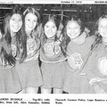 1973-74 Cheerleaders