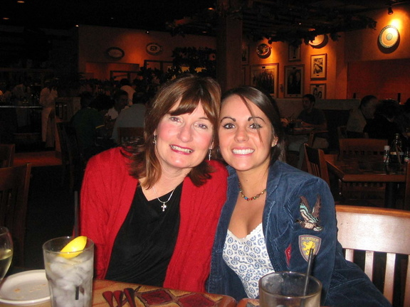 Carmen Polley w/daughter Emily-2006